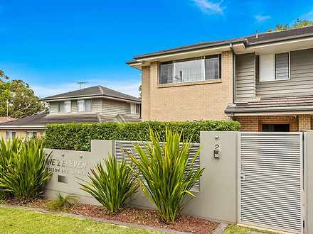 2/9-11 Paddison Avenue, Gymea 2227, NSW Townhouse Photo