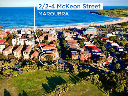 2/2-4 Mckeon Street, Maroubra 2035, NSW Apartment Photo