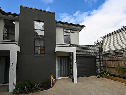 3/252 Waverley Road, Mount Waverley 3149, VIC Townhouse Photo