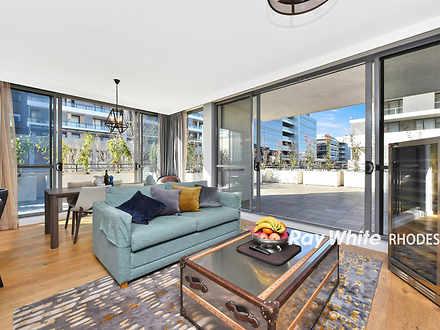 401/88 Rider Blvd, Rhodes 2138, NSW Apartment Photo
