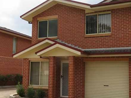 2/201 Bungarribee Road, Blacktown 2148, NSW Townhouse Photo