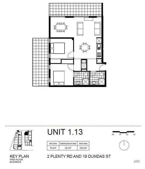 113A/2-10 Plenty Road, Preston 3072, VIC Apartment Photo