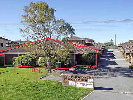 1/22-24 Hookwood Road, Morley 6062, WA Villa Photo