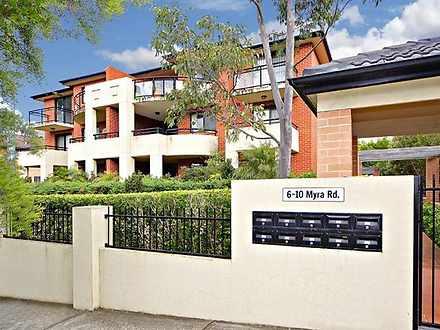 1/6-10 Myra Road, Dulwich Hill 2203, NSW Unit Photo