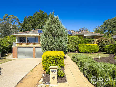 98 Vasey Crescent, Campbell 2612, ACT House Photo