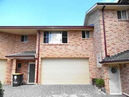 5/436 Windsor Road, Baulkham Hills 2153, NSW Townhouse Photo
