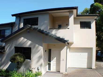 3/3 Christopher Street, Baulkham Hills 2153, NSW Townhouse Photo