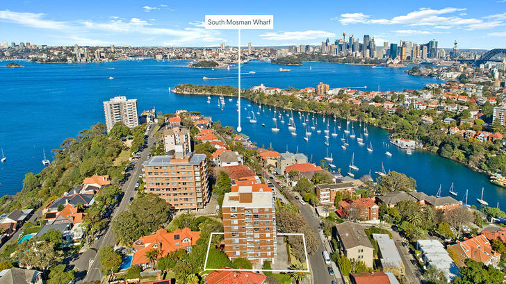 43/43 Musgrave Street, Mosman 2088, NSW Apartment Photo