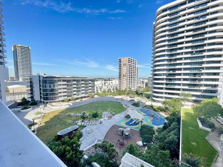 511/46 Walker Street, Rhodes 2138, NSW Apartment Photo