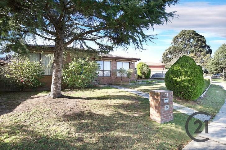 71 James Cook Drive, Endeavour Hills 3802, VIC House Photo
