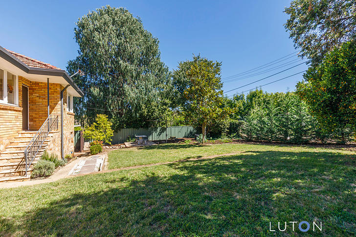 5 Ryrie Street, Campbell 2612, ACT House Photo