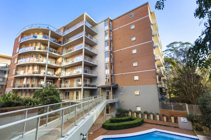 74/14-18 College Crescent, Hornsby 2077, NSW Apartment Photo