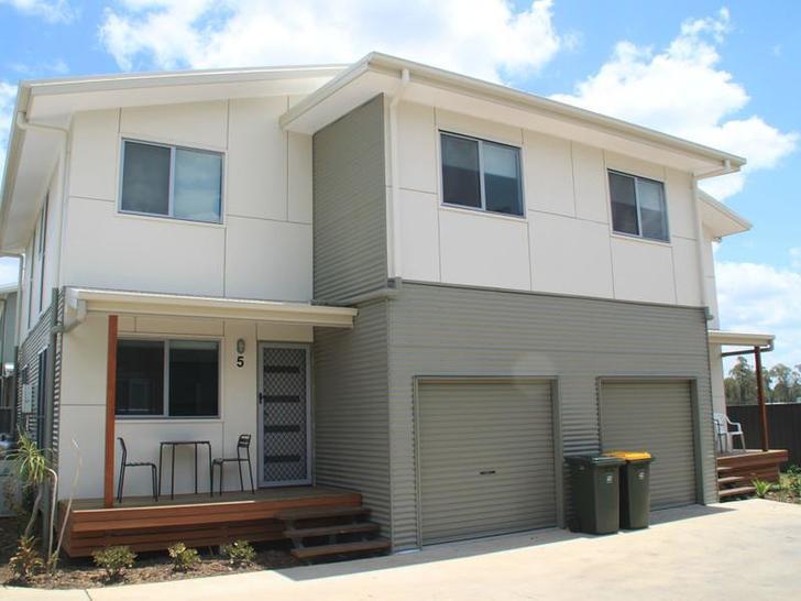 8/29-31 Daisy Street, Miles 4415, QLD Townhouse Photo