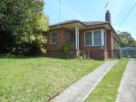 20 Wilson Street, Narwee 2209, NSW House Photo