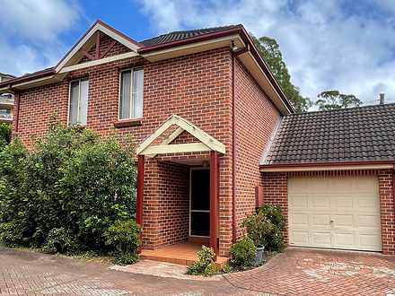 29A Edgeworth David  Avenue, Hornsby 2077, NSW Townhouse Photo