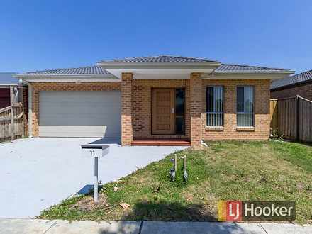 11 Midnight Rise, Cranbourne 3977, VIC House Photo