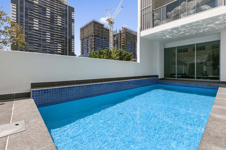 27/27 Manning Street, Milton 4064, QLD Apartment Photo