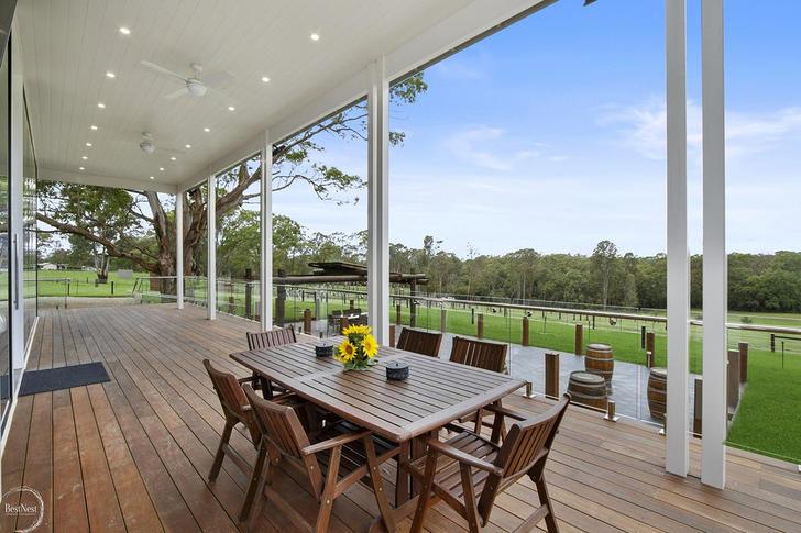 Glossodia 2756, NSW House Photo