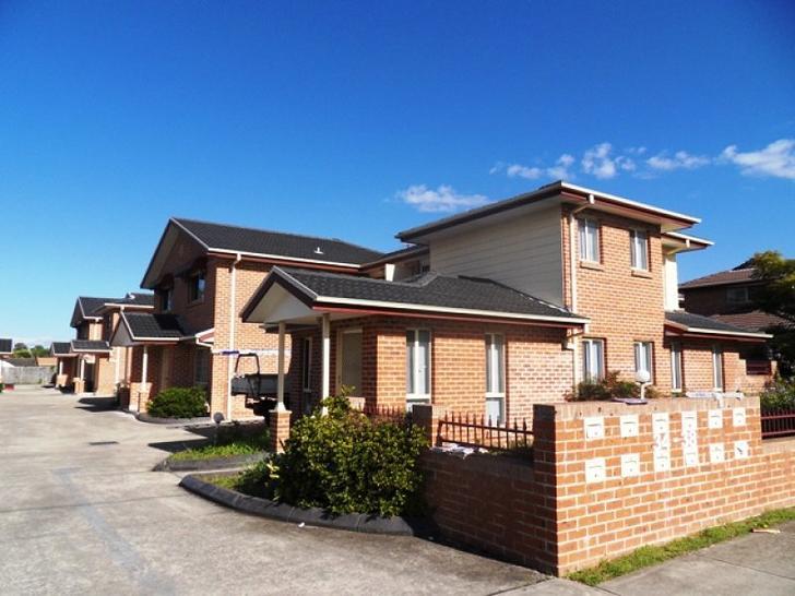 9/34 Elizabeth Street, Granville 2142, NSW Townhouse Photo
