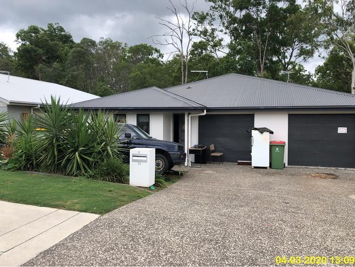 2/13 Kains Avenue, Brassall 4305, QLD Duplex_semi Photo