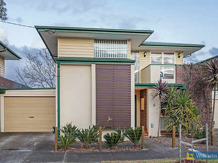 6 Fittis Street, Newport 3015, VIC Townhouse Photo