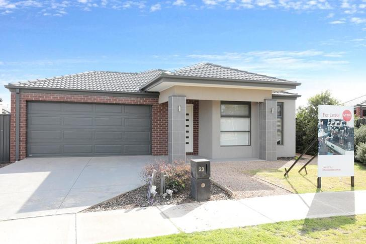 23 Cornubia Road, Manor Lakes 3024, VIC House Photo