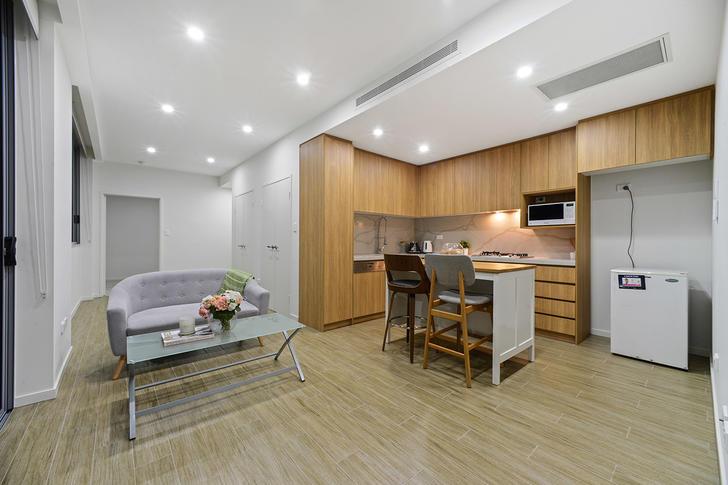 A301/86 Centenary Drive, Strathfield 2135, NSW Apartment Photo