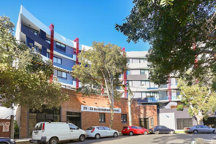 208/29 Birmingham Street, Alexandria 2015, NSW Apartment Photo