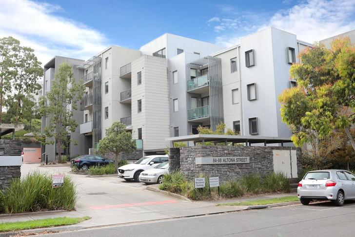 302/88 Altona Street, Kensington 3031, VIC Apartment Photo