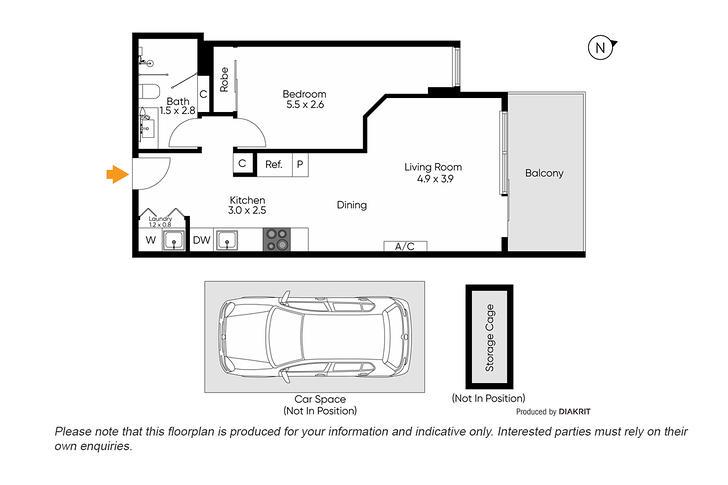 212/444-446 Moreland Road, Brunswick West 3055, VIC Apartment Photo
