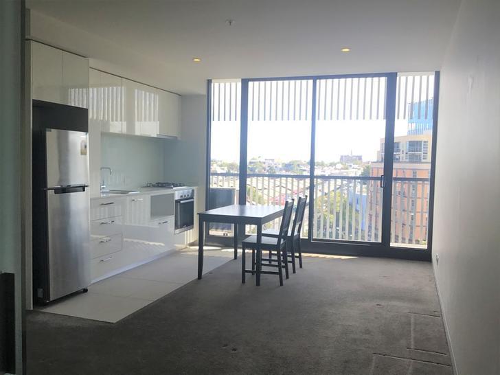 806/6 Leicester Street, Carlton 3053, VIC Apartment Photo