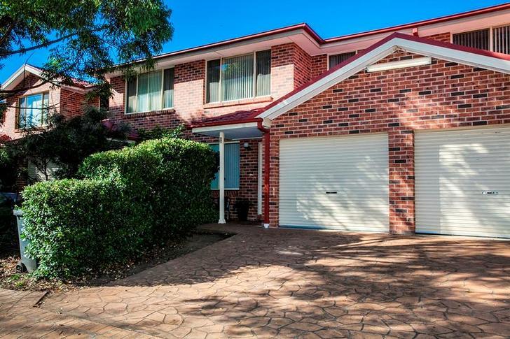 42 /16-20 Barker Street, St Marys 2760, NSW Townhouse Photo