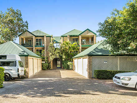 1/124 Carmody Road, St Lucia 4067, QLD Townhouse Photo