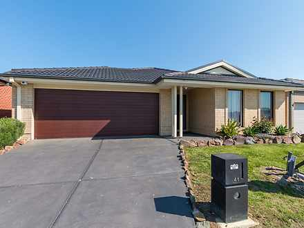 41 George Frederick Road, Cranbourne West 3977, VIC House Photo