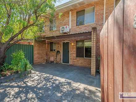 8/10 Wright Street, Perth 6000, WA Townhouse Photo