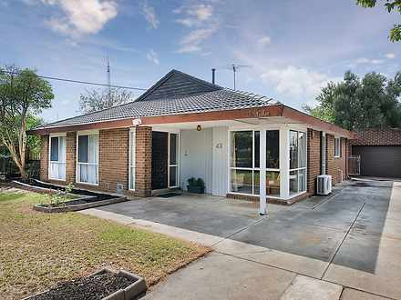 43 Ester Crescent, Clayton South 3169, VIC House Photo