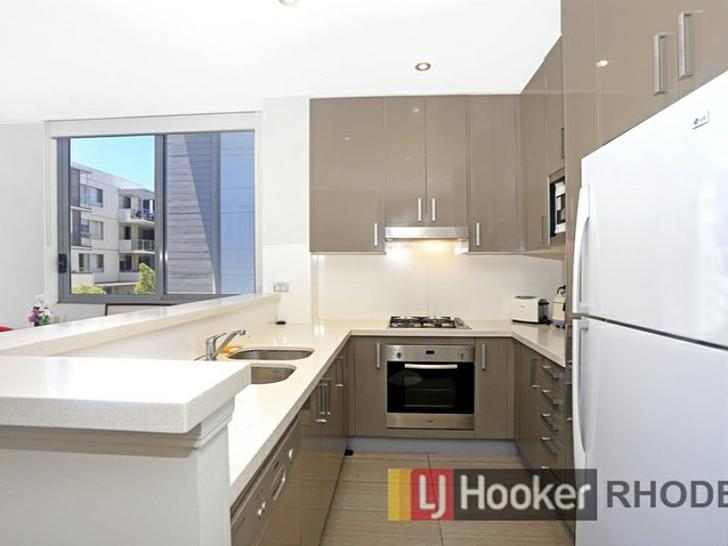 815/6 Marquet Street, Rhodes 2138, NSW Unit Photo
