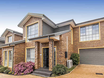 2/22 Parker Street, Templestowe Lower 3107, VIC Townhouse Photo