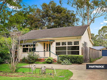 45 Speers Road, North Rocks 2151, NSW House Photo