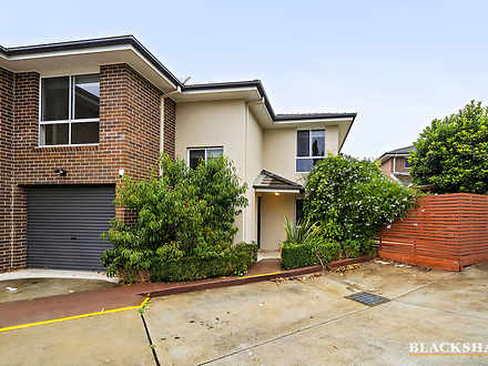 4/23 Donald Road, Queanbeyan 2620, NSW Townhouse Photo