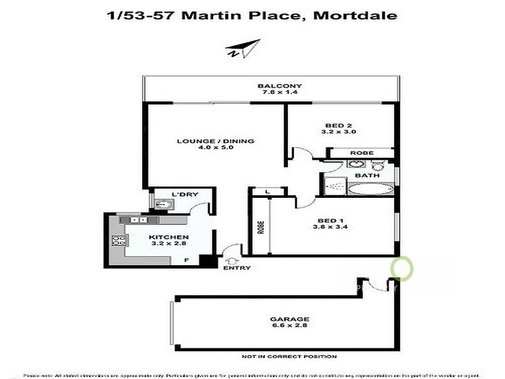 1/53 Martin Place, Mortdale 2223, NSW Apartment Photo