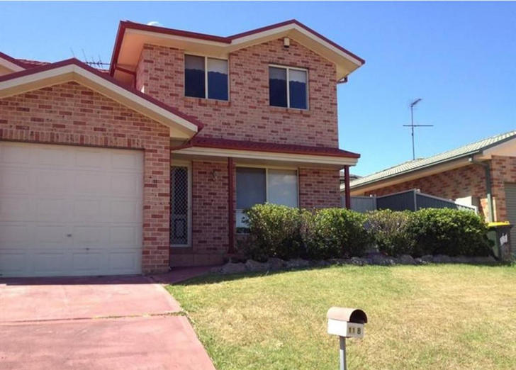 11B Penza Place, Quakers Hill 2763, NSW Townhouse Photo
