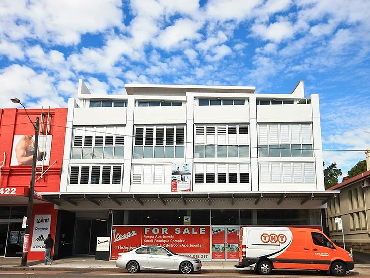 10/119-125 Parramatta Road, Camperdown 2050, NSW Unit Photo