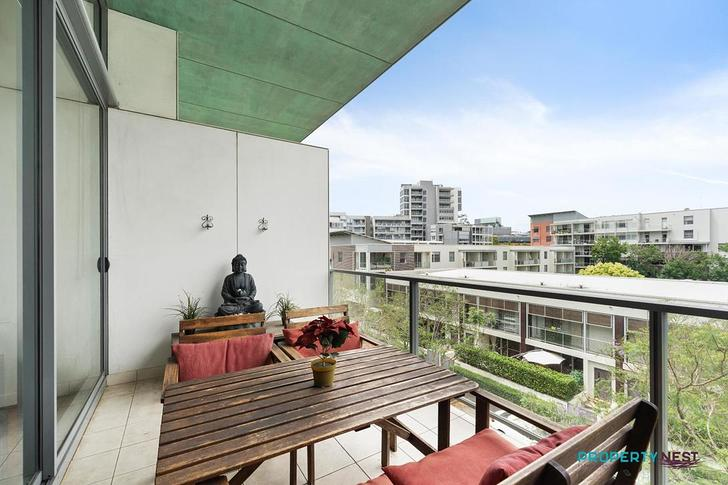 307/4 Lewis Avenue, Rhodes 2138, NSW Apartment Photo