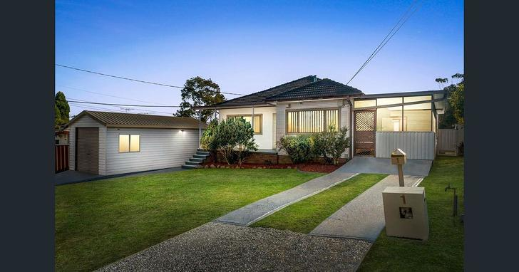 1 Nicholas Street, Blacktown 2148, NSW House Photo