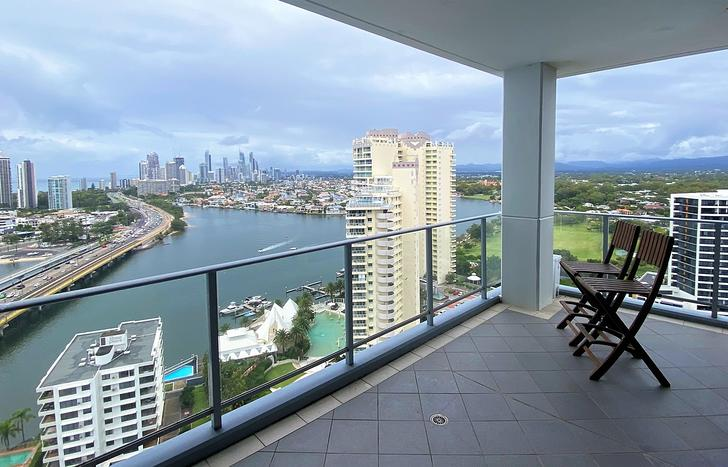 2501/4 Como Crescent, Southport 4215, QLD Apartment Photo