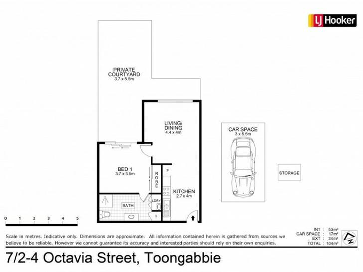 7/51 Toongabbie Road, Toongabbie 2146, NSW Apartment Photo