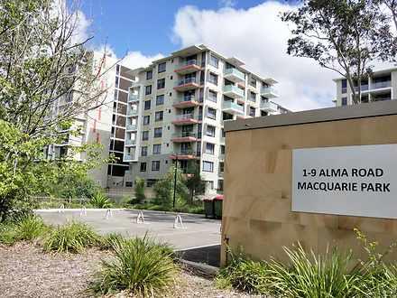 206/1 Alma Road, Macquarie Park 2113, NSW Apartment Photo