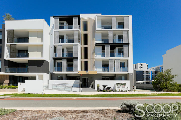 4/81 Orsino Boulevard, North Coogee 6163, WA Apartment Photo