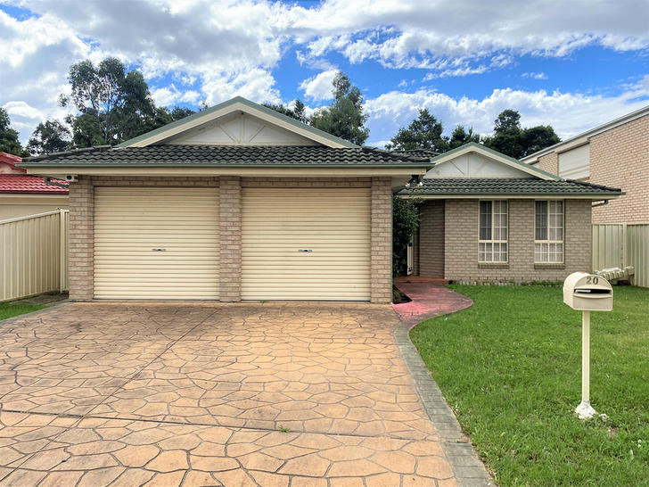 20 Athlone Street, Cecil Hills 2171, NSW House Photo